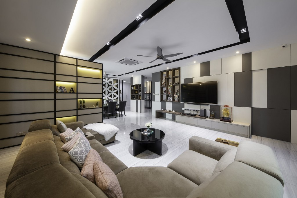 Taman Mutiara Gombak 2 was designed and built by DCS Creatives
